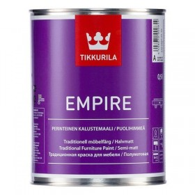 Краска для мебели Тиккурила  Эмпир -Tikkurila Empire